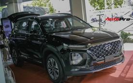 Chi tiết Hyundai Santa Fe 2019 bản cao nhất với giá dự kiến 1,3 tỷ đồng tại đại lý