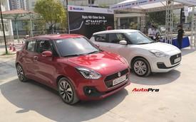 Cận cảnh 2 phiên bản Suzuki Swift thế hệ mới giá từ 499 triệu đồng sắp ra mắt tại Việt Nam