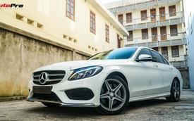Mercedes-Benz C-Class - Cái tên nổi bật nhất thị trường xe sang cũ Việt Nam
