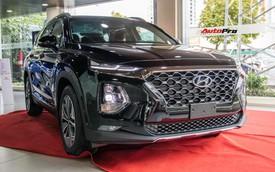 """Hyundai Thành Công: Santa Fe 2019 không bị """"cắt bỏ"""" trang bị trên phiên bản bán ra thị trường"""