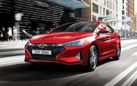 Lộ diện Hyundai Elantra Sport 2019: Thiết kế sắc bén hơn bao giờ hết