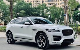Mới lăn bánh 868 km, Jaguar F-Pace R-Sport đã bị đại gia Việt bán vội với giá trên 4 tỷ đồng