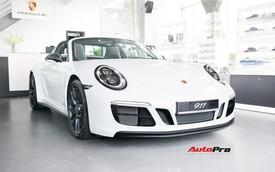 Khám phá Porsche 911 Targa 4 GTS đầu tiên Việt Nam, giá trên 11 tỷ đồng