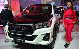 Khi có máu xe đua nhưng lỡ mua bán tải: Toyota Hilux Gazoo Racing là câu trả lời