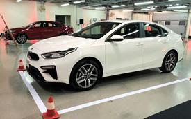 Kia Cerato 2019 đã có mặt tại Việt Nam, sắp ra mắt