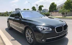 BMW 7-Series rẻ ngang BMW 3-Series sau 7 năm tuổi