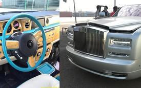 Rolls-Royce Phantom Series II sở hữu nội thất như của dân chơi Ả Rập về Việt Nam