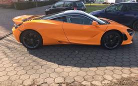 Đại gia Việt sắm McLaren 720S thứ ba để chơi Tết