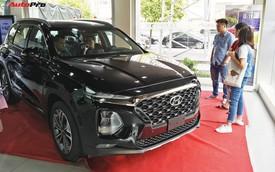 Mòn mỏi chờ đợi Hyundai Santa Fe 2019 ra mắt, nhiều khách Việt rút cọc, tìm xe khác chơi Tết
