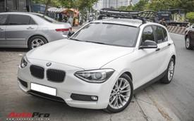 Sở hữu nhiều xe khủng nhưng BMW 116i mới là lựa chọn hàng ngày của đại gia Đặng Lê Nguyên Vũ