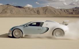 Choáng váng với chi phí thay thế linh kiện của Bugatti Veyron