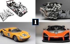 9 mẫu xe mô hình đắt không kém xe thật: Đúng là đàn ông không lớn, chỉ có đồ chơi của họ lớn hơn mà thôi