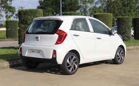 Kia Morning thêm phiên bản số tự động giá rẻ, cạnh tranh Toyota Wigo