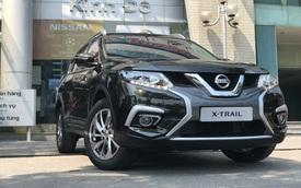 Nissan X-Trail tiếp tục hạ giá niêm yết xuống thấp kỷ lục trước sức ép từ Honda CR-V và Mazda CX-5