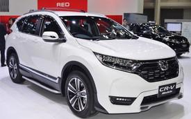 Honda CR-V rục rịch thêm phiên bản đặc biệt giới hạn 100 chiếc cho khách Việt chơi Tết