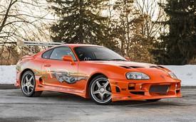 Supra và gần 50 năm định vị thương hiệu cho Toyota