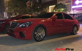 Dân chơi Việt độ Mercedes-Benz S-Class thường trộn lẫn cả AMG và Maybach