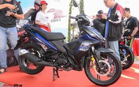 SYM Star SR 170 giá 49,9 tại Việt Nam - thách thức mới của Yamaha Exciter và Honda Winner
