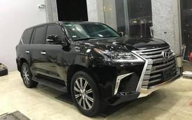 15 ngày lột xác Lexus LX570 2008 thành 2018 với 450 triệu đồng của dân chơi Việt