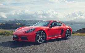 Porsche ra mắt phiên bản tầm trung cho 718 Cayman, Boxster