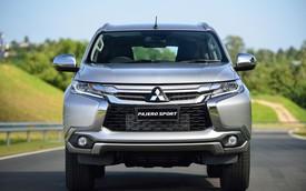 Mitsubishi Pajero Sport bổ sung bản máy dầu, số sàn tại Việt Nam - Kỳ vọng mức giá rẻ cho người chạy dịch vụ