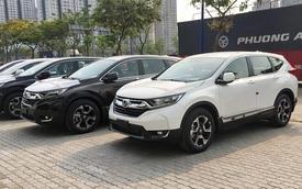 Honda CR-V bất ngờ giảm giá cao nhất 50 triệu đồng, quyết nới khoảng cách với Mazda CX-5
