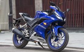 Yamaha YZF-R15 chính hãng giảm giá xuống 79 triệu đồng, vẫn cao hơn đại lý tư nhân
