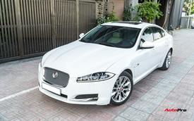 Jaguar XF 2014 giá dưới 1,5 tỷ - Khi xe chơi hạ giá về đúng phân hạng