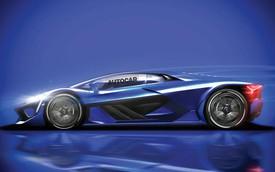 Aventador thế hệ mới đánh dấu kỷ nguyên V12 hybrid cho Lamborghini