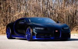 Bugatti Chiron mới 99,9% được rao bán lại rẻ hơn giá gốc