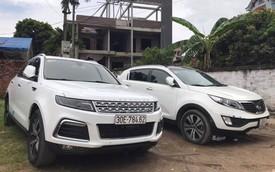 Chủ xe lỗ bao nhiêu khi bán Zotye T600 độ kiểu Range Rover sau 15.000 km?