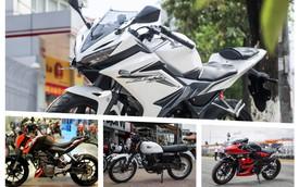 6 mẫu mô tô giá dưới 80 triệu đồng đáng mua nhất cuối năm 2018
