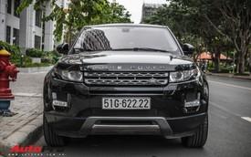 Range Rover Evoque biển tứ quý 2 độc đáo của dân chơi Sài Gòn