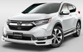 Hãng chuyên độ xe Honda giới thiệu bộ bodykit 'cực ngầu' cho CR-V