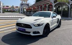 Sau tai nạn, Ford Mustang GT 5.0 Limited hàng hiếm tại Việt Nam còn được độ ngầu hơn trước