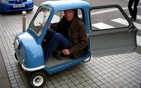 10 dòng ô tô chậm nhất thế giới: Nhanh như... xe máy