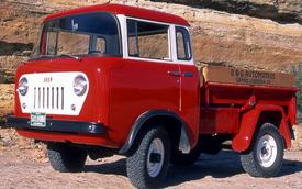 5 dòng xe Jeep chẳng ai nhớ từng tồn tại