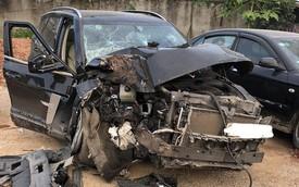 Hình ảnh rùng mình về xác chiếc Zotye Z8 tai nạn ở Việt Nam lại khiến nhiều người đặt niềm tin vào mẫu xe Trung Quốc này