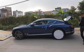 Bentley Continental GT 2018 đầu tiên về Việt Nam
