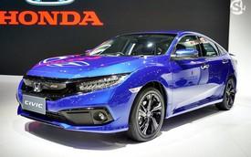 Lộ thông tin 'option' của Honda Civic 2019 sắp về Việt Nam: 2 phiên bản 1.8, bản cao cấp bị 'cắt' cửa sổ trời
