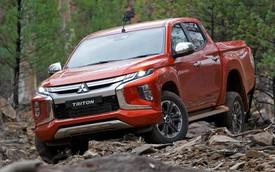"""Mitsubishi Triton 2019 rục rịch ra đại lý sớm và chốt lịch ra mắt cùng """"nữ hoàng drift"""" Leona Chin"""
