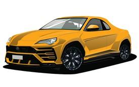 NATS Urus 86 - Ẩn số thú vị ghép giữa Toyota 86 và Lamborghini Urus