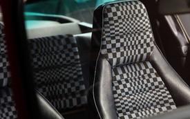 5 bọc ghế chất nhất mà Porsche từng sử dụng
