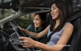 Nắm chắc 5 quy tắc sau nếu bạn là lái xe mới lấy bằng