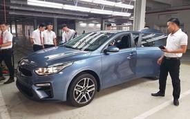 Kia Cerato 2019 lộ giá tạm tính 4 phiên bản với 9 màu sơn, bán giới hạn đợt đầu