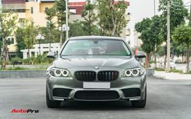 BMW 528i 2014 độ M5 giá 1,6 tỷ đồng - Riêng tiền độ thừa mua Kia Morning bản cao cấp