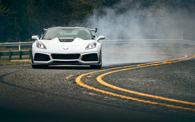 Những bức hình xe hơi ấn tượng nhất năm 2018