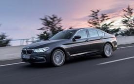 Lộ diện BMW 5-Series mới: Đèn mới, tản nhiệt may sao vẫn nhỏ