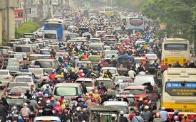 TPHCM: Cấm xe nhiều tuyến đường vào trung tâm để tổ chức đón năm mới