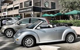 Volkswagen Beetle mui trần rao bán hơn 300 triệu đồng, rẻ hơn cả Kia Morning